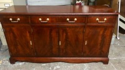 mahogany Buffet/Media Cabinet or Accent Piece