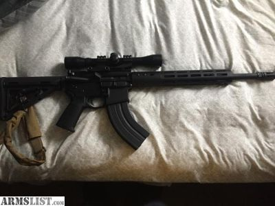 For Sale: 7.62/39 ar15