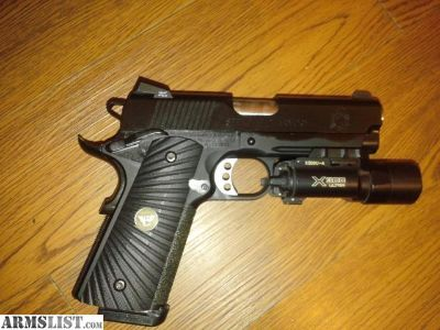 For Sale/Trade: Springfield LW Operator 1911 w/ many extras