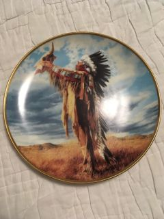 Franklin Mint plates