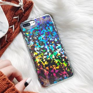 New Holographic prism case