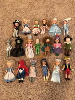 Madame Alexander Small Dolls Collection