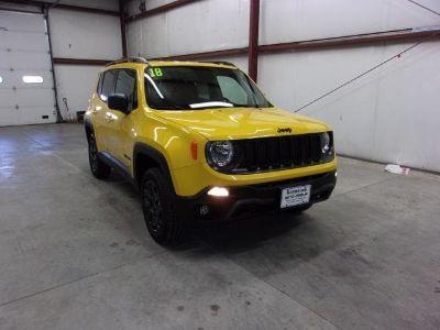 2018 Jeep Renegade UPLAND 4X4 (Solar Yellow)