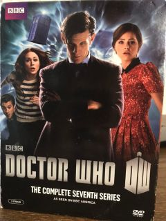 Doctor Who the complete seventh series