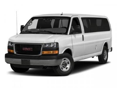 2018 GMC Savana Passenger LS (GAZ SUMMIT WHITE)