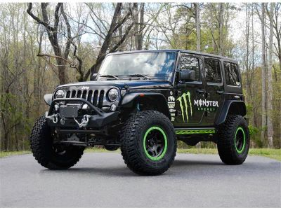2015 Jeep Wrangler Unlimited Sport 4WD (Black)