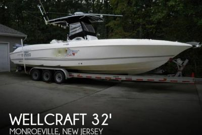 2006 Wellcraft 32 CCF Scarab