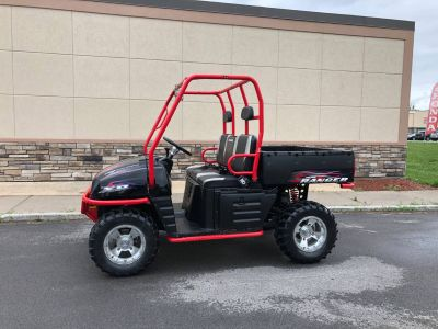 2007 Polaris Ranger XP Midnight Red Limited Edition Side x Side Utility Vehicles Herkimer, NY