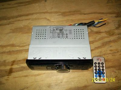 Sell Radio/SD/USB Player - 08U motorcycle in Albertville, Alabama, US, for US $0.99