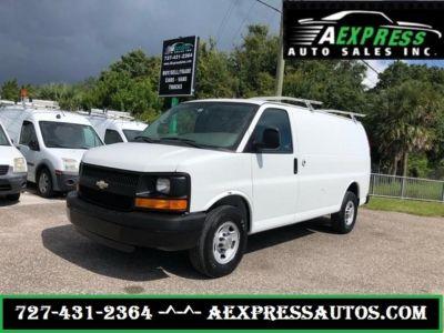 2013 Chevrolet Express 2500 2500 (White)