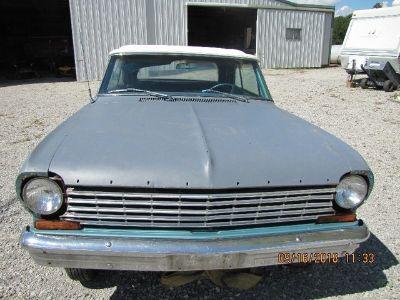 1963 Nova II Convertible