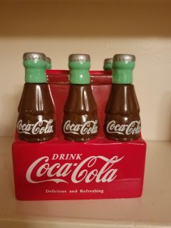 COCA COLA SNACK JAR, EXCELLENT CONDITION, SMOKE FREE HOUSE, BRAND NEW NEVER BEEN USED