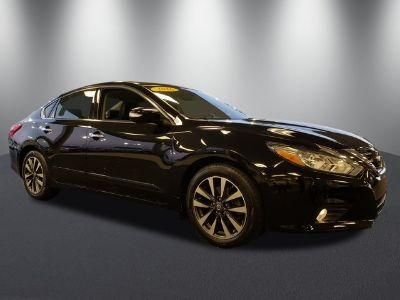 2016 Nissan Altima 2.5 (Super Black)