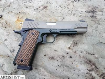 For Sale: KIMBER WARRIOR SOC * Safe Queen Since New * .45 1911 *