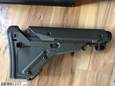 For Sale: Magpul UBR stock in green