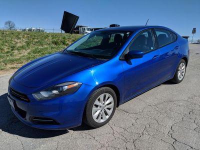 2014 Dodge Dart SXT (Blue)