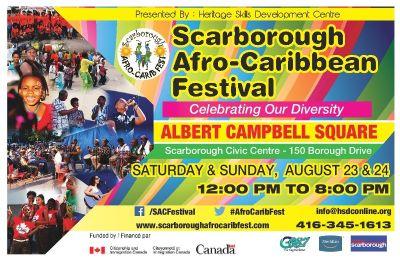 Scarborough Afro-Caribbean Festival