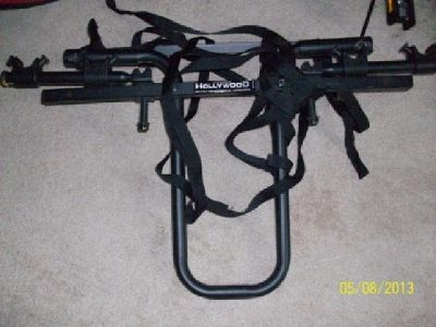 $75 OBO Spare Tire Bike Rack