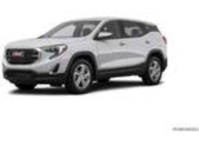 used 2018 GMC Terrain for sale.
