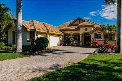 3340 Sanctuary PT Fort Myers Three BR, ROYAL PALM floor model by