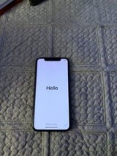 iPhone X (256gb) firm