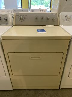 COMMERCIAL QUALITY WHIRLPOOL DRYER