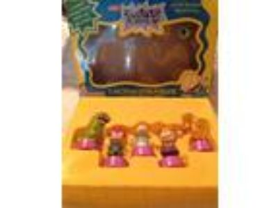 3D rubber stamp 5 Rugrats 5 Square Rugrat Stamps New Pack