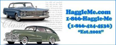 Antique and Classic Cars---Buy and Sell