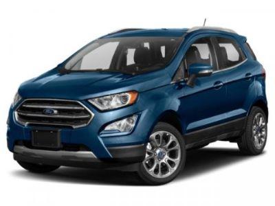 2019 Ford EcoSport SE (Diamond White)