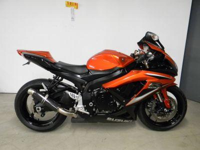 2009 Suzuki GSX-R600 SuperSport Motorcycles Springfield, MA