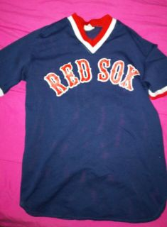 Red sox boys jersey