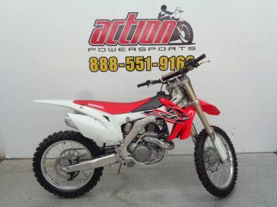 2016 Honda CRF450R Motocross Motorcycles Tulsa, OK