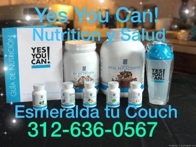 Salud y bienestar YES YOU CAN
