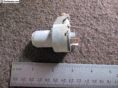 Original 67 Ignition Switch, No Key, K Code