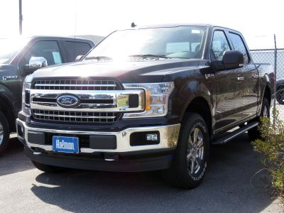 2019 Ford F-150 XL (Magma Red)