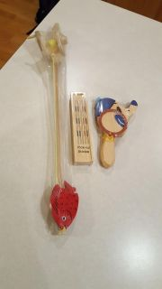 3 Vintage Wooden Toys! All 3 for 3.00
