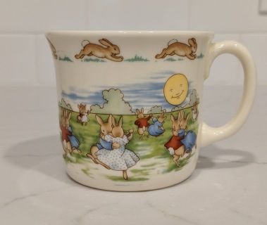 Royal Doulton Bunnykins China Mug