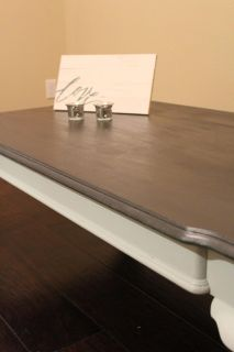 Eagle Clawed Coffee Table