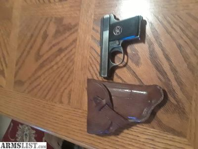 For Sale: Old WALTHER model 9
