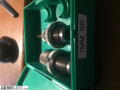 For Sale: 7mm BR dies