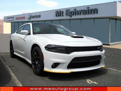 2017 Dodge Charger R/T (White Knuckle Clearcoat)