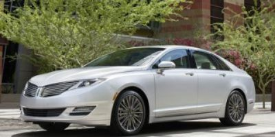 2014 Lincoln MKZ Hybrid Base (White Platinum Metallic Tri-Coat)
