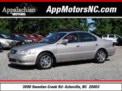 1999 Acura TL 3.2 (Silver)