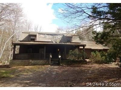 3 Bed 2 Bath Foreclosure Property in Chester, MA 01011 - Clark Wright Rd