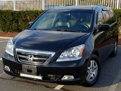 2007 Honda Odyssey EX-L (Nighthawk Black Pearl)