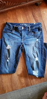 American outfitter jeggings/jeans