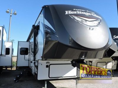 2018 Forest River Rv Wildwood Heritage Glen 372RD