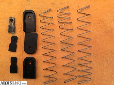 For Sale: Glock 43 magazine parts