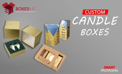 You Can Get Fully Customize Candle Boxes Wholesale