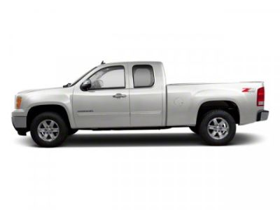 2012 GMC Sierra 1500 SLE (Quicksilver Metallic)